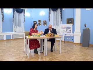 губернатор Костромской области Сергей Ситников побывал в Музее истории Костромского края