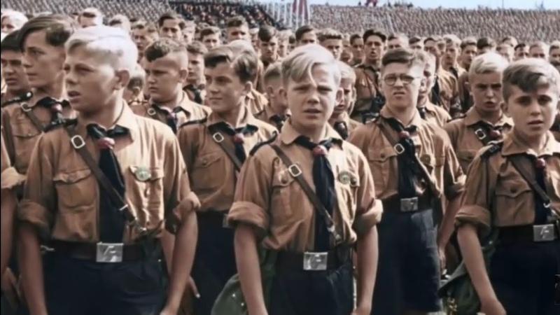 Hitlerjugend (Гитлерюгенд) - подростки которых боялись даже фронтовики