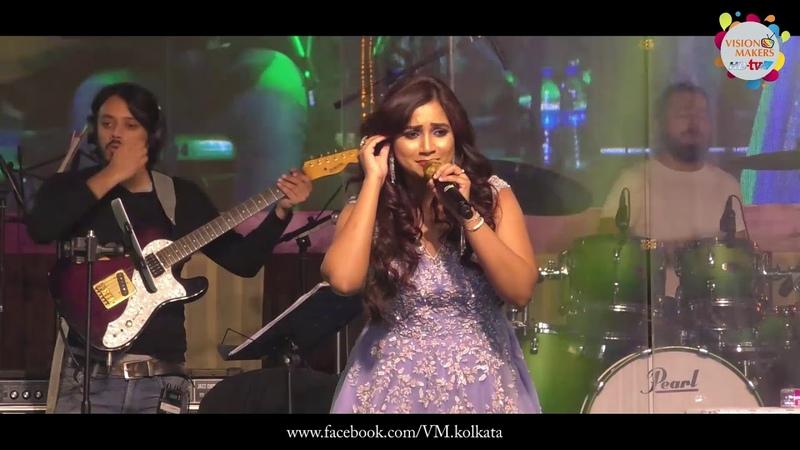 SHREYA GHOSAL LIVE IN CONCERT DHOL BAJE DHOL BAJE VM~ Media Coverage 12 01 2019 HD 1080