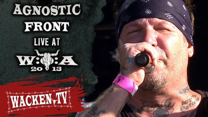 Agnostic Front - Full Show - Live at Wacken Open Air 2013