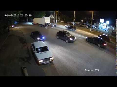 09 06 2019 Песочин ДТП с пешеходом