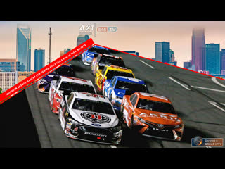 Monster Energy Nascar Cup Series, Coca-Cola 600, Charlotte Motor Speedway, 26.05.2019 [545TV, A21 Network]
