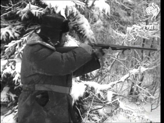Winter Comes To The Moscow Woods (1960)