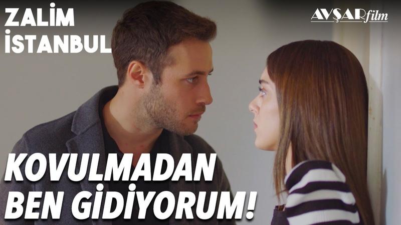 Cenk Köşkü Terk Ediyor 💥 Kovulmadan Gidiyorum Zalim İstanbul 20 Bölüm