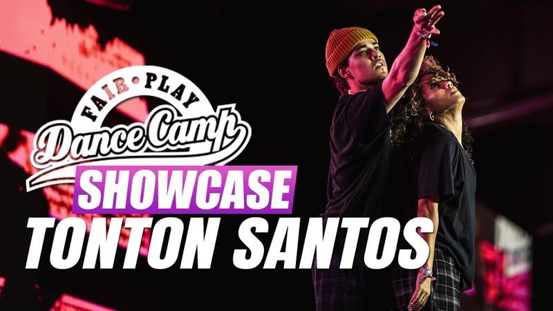 Tonton Santos   Fair Play Dance Camp SHOWCASE 2019   Powered by Podlaskie