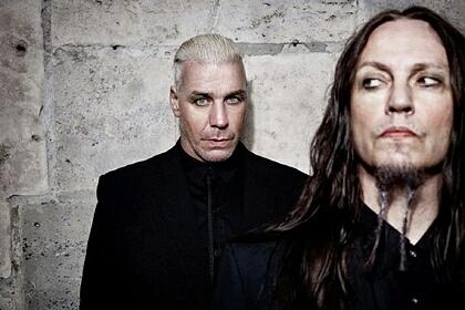 Лидер немецкой рок-группы Rammstein