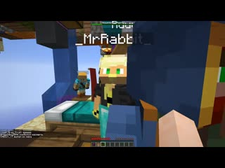 Mr. BAV 100 игроков получают каждые 30 секунд случайный предмет в Minecraft
