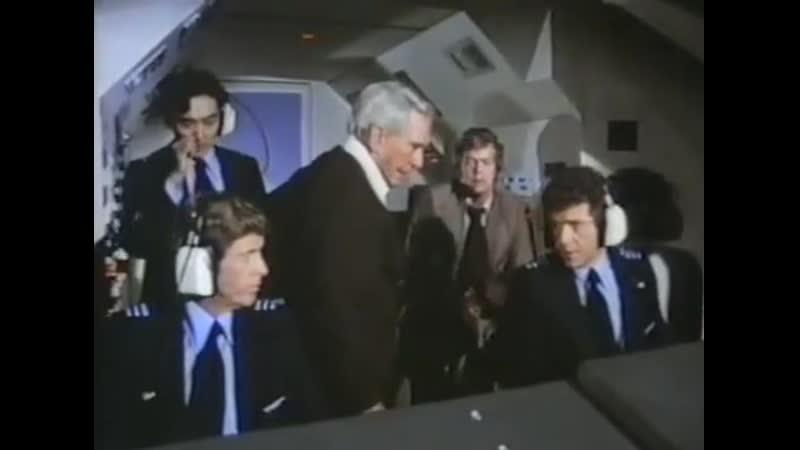 SST: Death Flight (1977) - Peter Graves Lorne Greene George Maharis Burgess Meredith Doug McClure Brock Peters