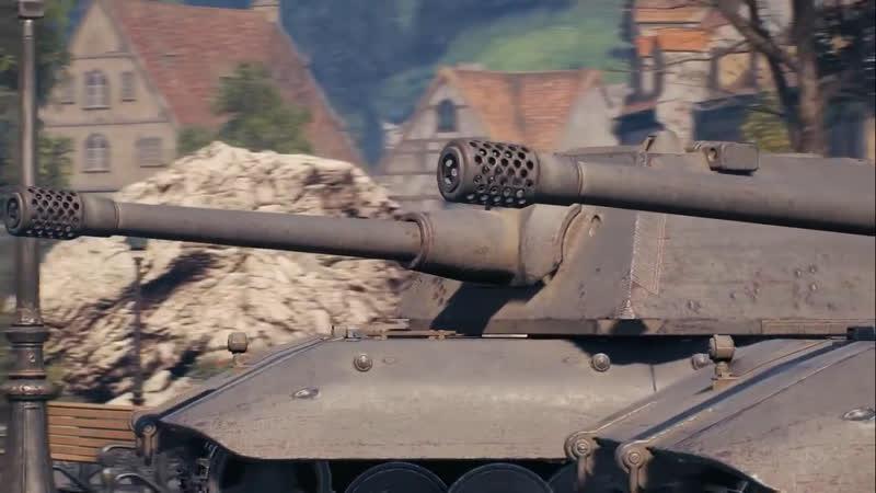 OST World of Tanks Intro