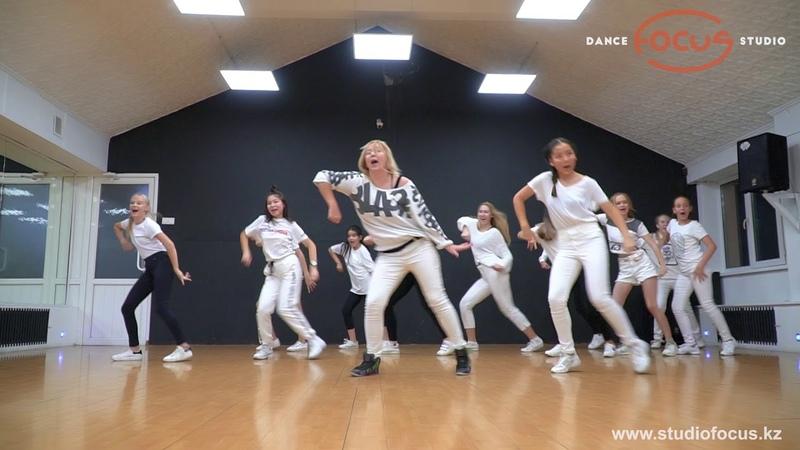 Hands Up Merk Kremont Choro by Key C Dance Studio Focus