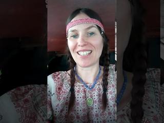 Украшения для очелья Лунница и украшение на шею с турмалином для яркости🌈.