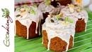 Полезные пасхальные кексы (куличики) на аквафабе Easter cupcakes with aquafaba vegan постные
