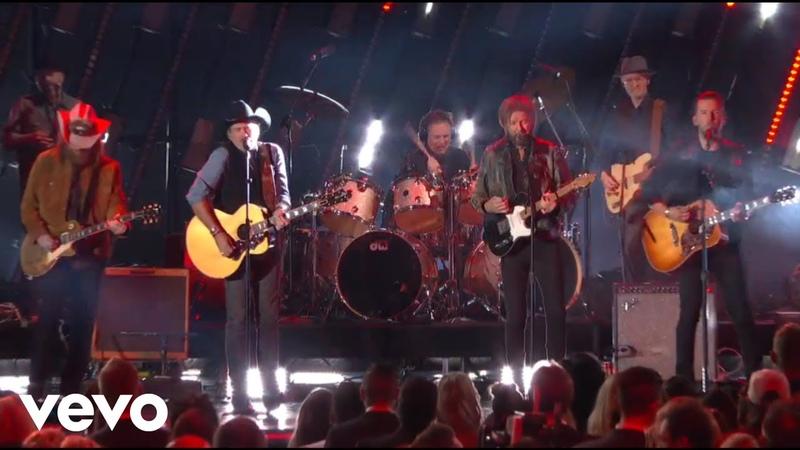 Brooks Dunn, Brothers Osborne - Hard Workin Man | Live from CMA Awards 2019