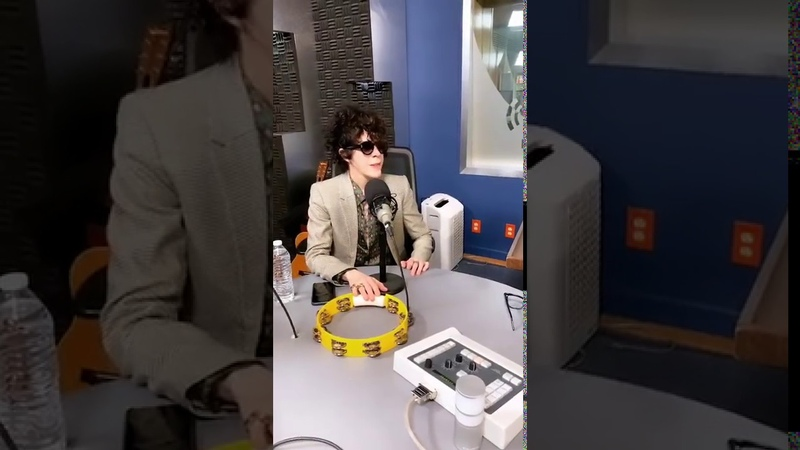 Interview with LP by Martha Debayle at W Radio in Mexico 13 November 2019