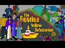 The Beatles - Nowhere Man (Film Yellow Submarine 1968)