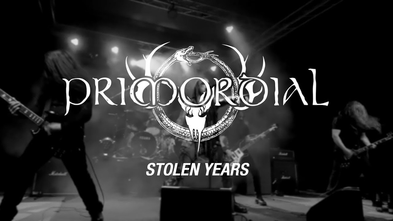 Primordial Stolen Years (OFFICIAL VIDEO)
