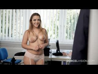 Liza secretaire aux gros seins / liza, secrétaire aux gros seins [2019, european girls/mature/milf, group sex, anal, hd 720p]