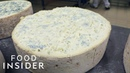 How Italian Gorgonzola Cheese Is Made Regional Eats