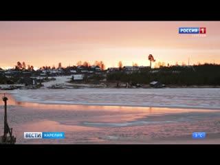 Жители Панозеро остались без автобуса 2020 Карелия
