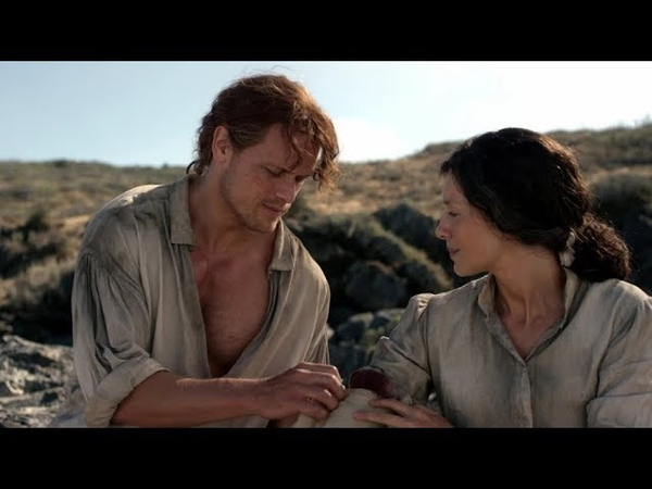 Inside the World of Outlander 3x11 Uncharted RUS SUB
