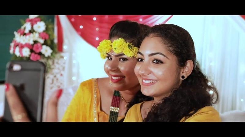 Our wedding highlights transgender heidisaadiya adharvmohan wedding