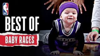 Photo Finishes, Adorable Interactions!   Top Baby Race Moments