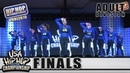 LFG - Los Angeles, CA (1st Place Adult) at HHI's 2019 USA Hip Hop Dance Championship Finals