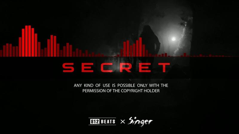 SECRET TRAP RAP ANDY PANDA TYPE BEAT 2020 instrumental by 812beats x Singer