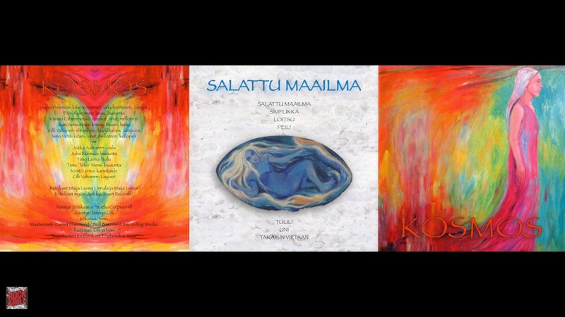 Kosmos Salattu Maailma Full Album