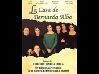 Дом Бернарды Альбы (La casa de Bernarda Alba) (1987) (Mario Camus)