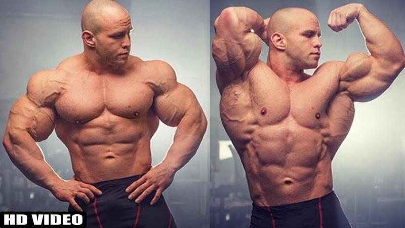 Ukraine Absolute Champion Iurii Bulat Sologub UBPF Bodybuilder