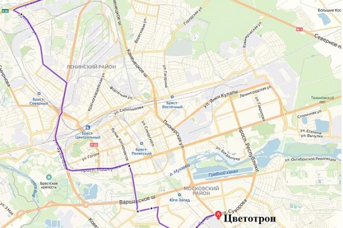 Судьба маршрута №55 в руках пассажиров. Голосуем рублём!