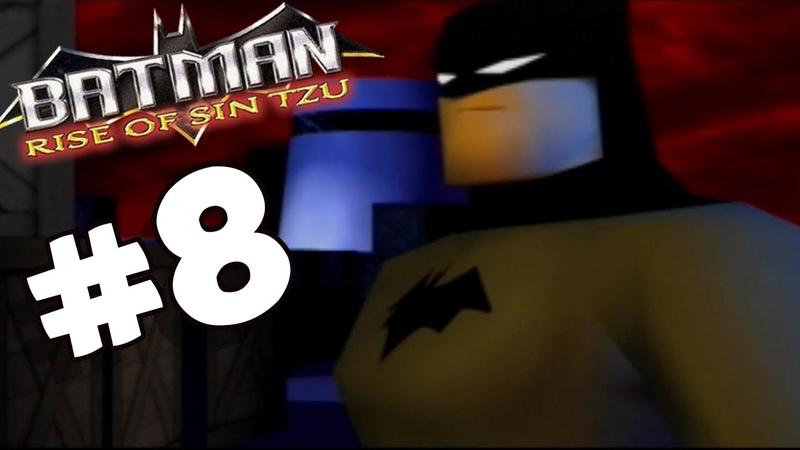 Batman Rise of Sin Tzu PART 8 Through the Docks