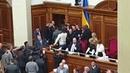 Bijatyka w ukraińskim parlamencie! W ruch poszły pięści. Poszło o prawo wykupu ziemi || NCzasTV