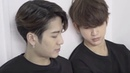 GOT7 - Jinyoung 👨❤️👨 Jackson - Starboy
