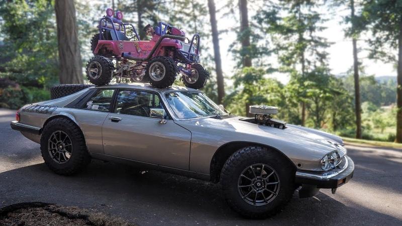 Off-Road Jaguar V12 Full Build
