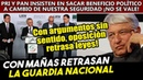 Siguen retrasando la Guardia Nacional! No quieren que tenga éxito la propuesta de Obrador