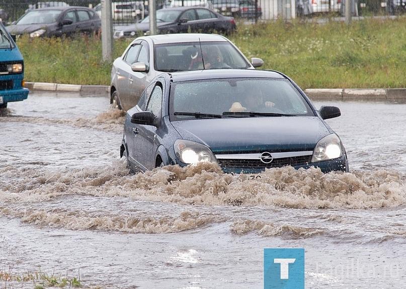 За первую треть августа в Свердловской области выпала месячная норма осадков