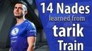 14 Nades learned from tarik's POV - Train