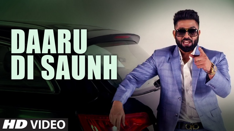 Harsimran Daaru Di Saunh Full Video Song Parmish Verma Mista Baaz Latest Punjabi Songs 2017