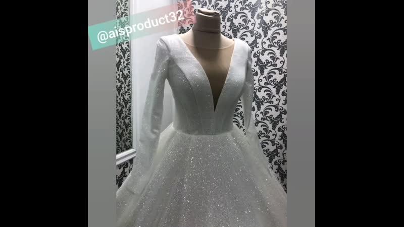 свадебные платья от AIS PRODUCTION