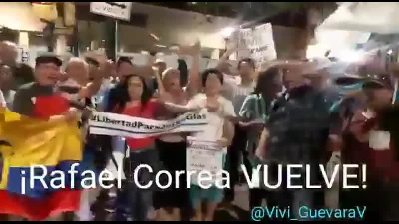 Epoca de Oscurantismo en Ecuador. - El pueblo se levanta indignado!! - Que Retorne Rafael Correa!! @MashiRafael - El unico que p
