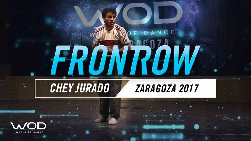 Chey Jurado World of Dance Zaragoza 2017 WODZGZ17