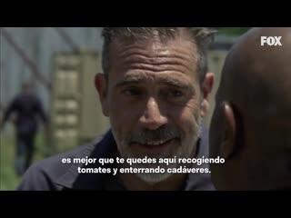 Ходячие мертвецы / The Walking Dead Трейлер 10 сезона.