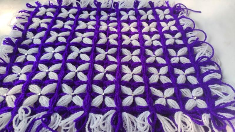 Newdesigntablemat 2020 कार्ड बोर्ड से बनाये सुंदर टेबल मैट knitter crafter yogita चोकोर टेबल मैट