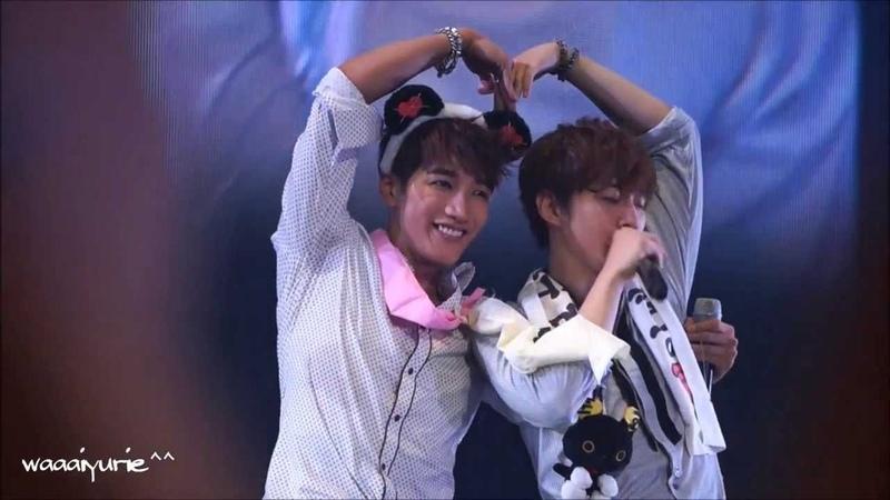 130621 Junho Jun k 사랑해pose ♥ ♥