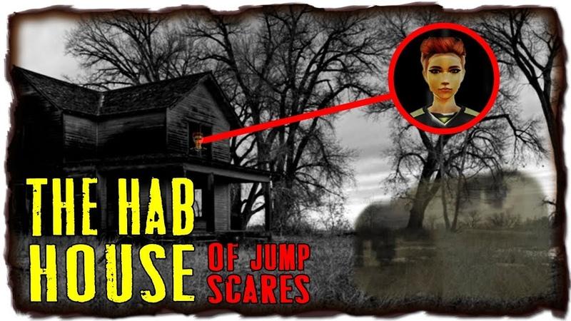 САМАЯ СТРАШНАЯ ИГРА В МИРЕ 🏠 The Hab House of Jump Scares Horror Game