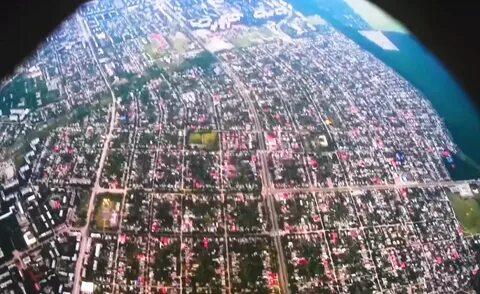 ВСУ отправили дрон на оккупированный Луганск и сбросили листовки