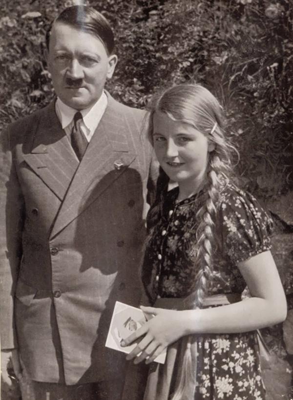 Фюрер и Гудрун