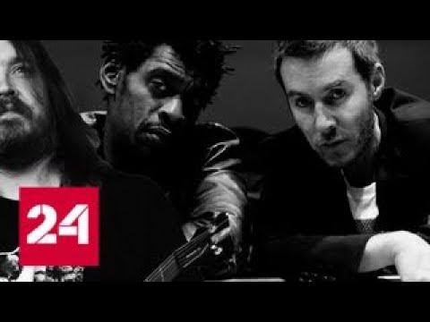 Культовые британцы Massive Attack уже несколько лет поют легендарную песню Егора Летова Россия 24